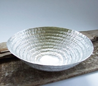 'Against the grain' large bowl