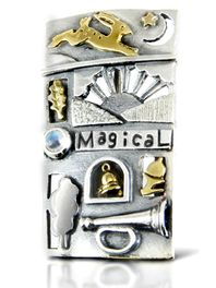 'Magical' brooch