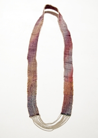 Loom Woven Necklace