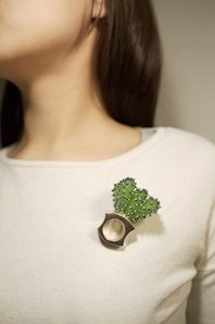 This is not a Ring, It is a Brooch.