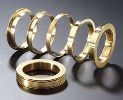 Five gold rings.