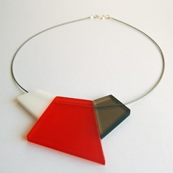 fragments necklace Sarah Packington