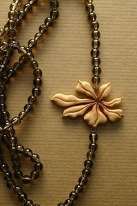 Sweet Horse Chestnut Necklace...