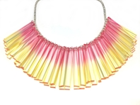 Chroma Cluster Necklace