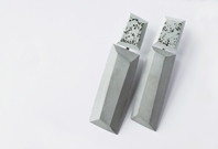 Statement Facet Earrings