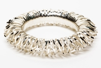 Fluffy Feather Bangle