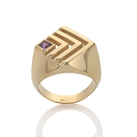 Baoli Cocktail Ring