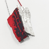 Red Brick Series necklace/pendant