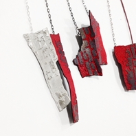 Red Brick Series necklaces