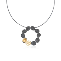Black Preciousness Necklace