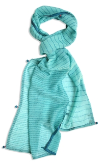 Kensington Luxury Scarf in Fine Wool