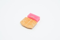Pink & Yellow Seat Brooch