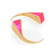 U.F.O Ear accessories Conchoidal in Popping Pink