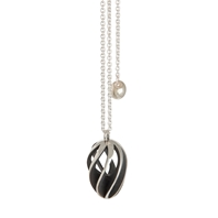 twist & shout pendant