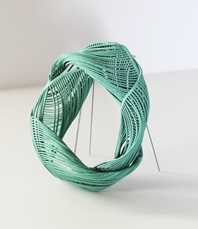 Twist Brooch