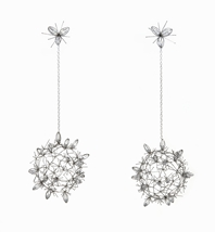 'Dandelion Series' Earrings