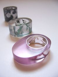 Ginkgo Rings Series